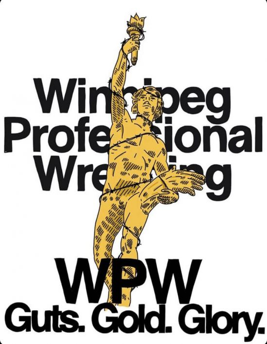 WPW Golden Boy Print
